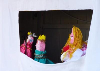 Stage Marionnettes  – Janvier 2015