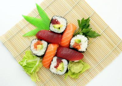 Atelier Cuisine : Sushi – Juillet 2017