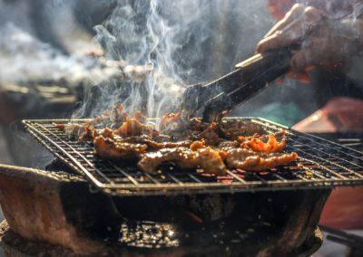 Barbecue des Arcades – Août 2018