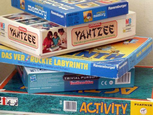 Activité jeux Enfants – Novembre 2018