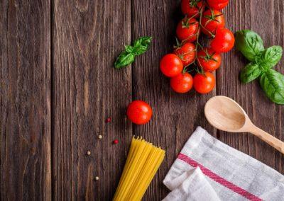 Activité cuisine «les petits farcis» – Novembre 2018