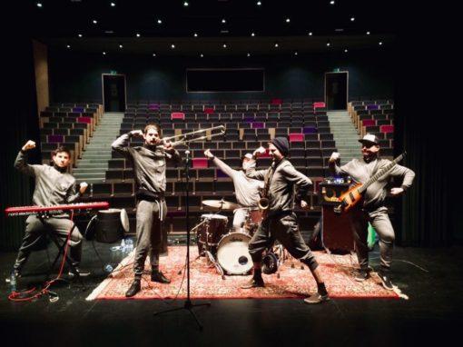Concert pour enfant «Super Ska» – Février 2019
