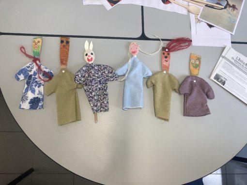 Atelier bricolage pour enfants